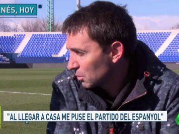 ¿Qué hizo Garitano tras eliminar al Madrid?