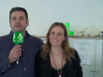 """Cuatro minutos con el equipo de laSexta noche: Iñaki Lopez y Andrea Ropero nos muestran """"las entrañas"""" del programa"""