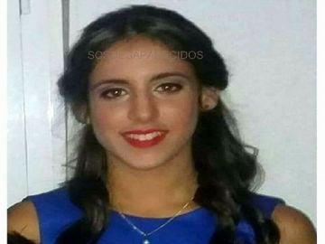 María Adela Rodríguez, la menor de 16 años