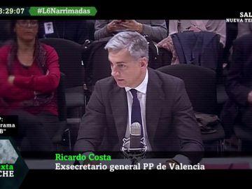 Ricardo Costa, exsecretario general del PP de Valencia
