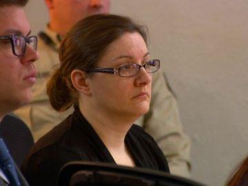 Nicole Finn, la madre que dejó morir de inanición a su hija