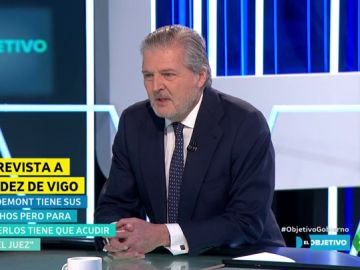 Íñigo Méndez de Vigo en El Objetivo