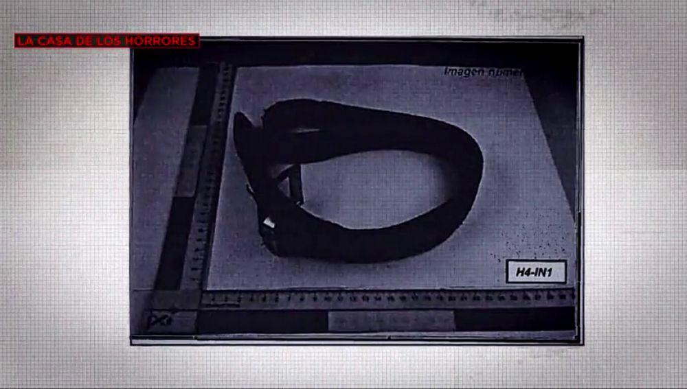 Los objetos de tortura que encontraron en la 'casa de los horrores' de Sabiñánigo