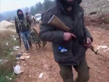 Turquía combate a las milicias Kurdas, las únicas que han logrado vencer a Dáesh en Siria