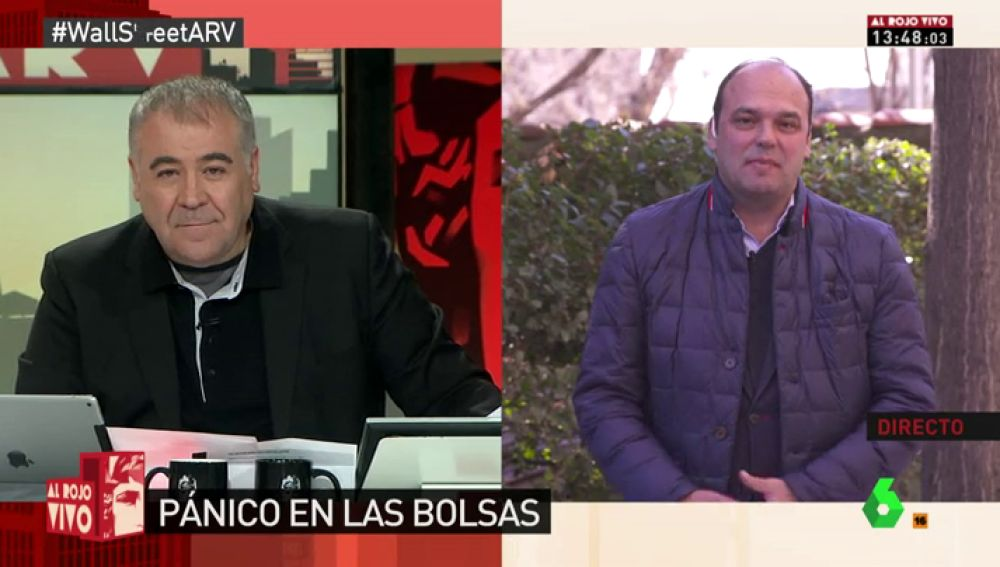 José Carlos Díez, profesor de Economía
