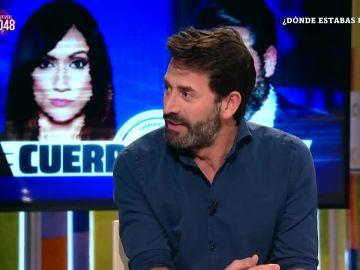 Antonio Garrido, en Zapeando