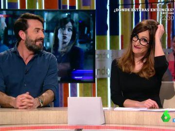 La anécdota del reencuentro a 'guantazos' de los personajes de Antonio Garrido y Ana Morgade en 'Cuerpo de élite'