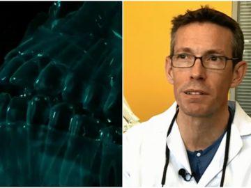 El Doctor Juan Rey explica la lesión de Godín