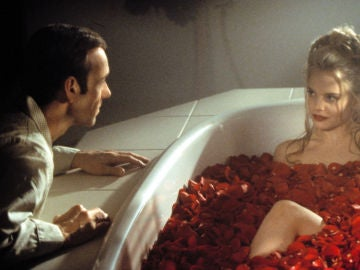 Escena de American Beauty