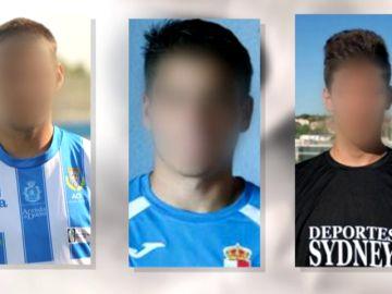 Los tres exjugadores de la Arandina acusados de abusar sexualmente de una menor