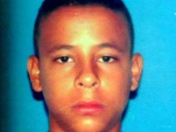 La víctima, un adolescente de 17 años