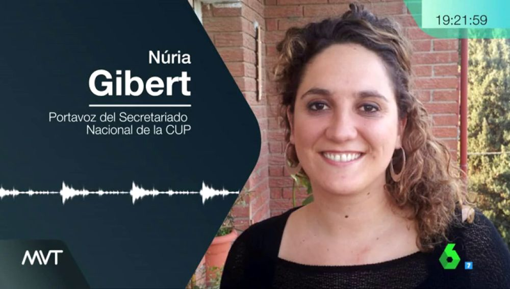 """La CUP se muestra partidaria de investir a otro candidato a la Generalitat """"si no puede ser Puigdemont"""""""