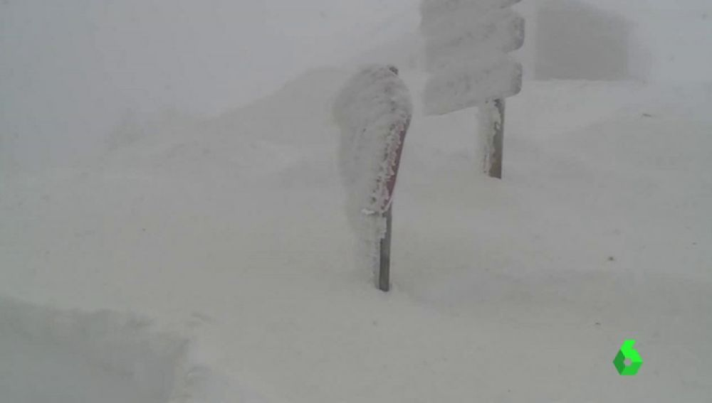 peligros nieve