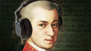 Montaje con Mozart