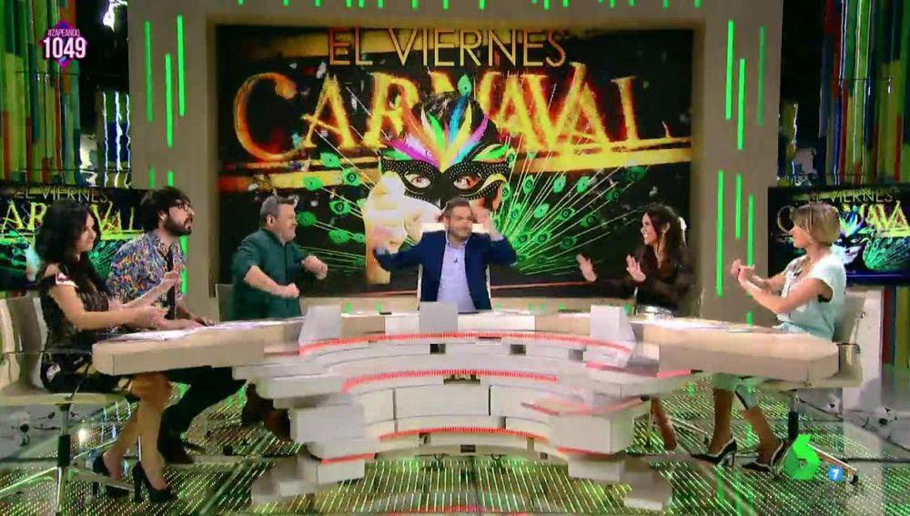 Carnaval en Zapeando