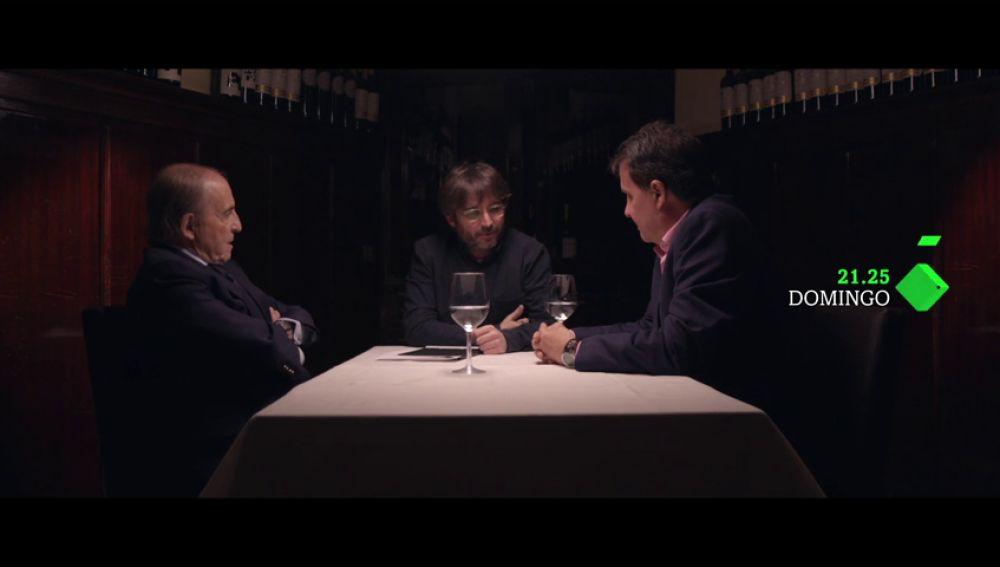 José María García y José Ramón de la Morena: los 'Reyes de la Noche', en Salvados
