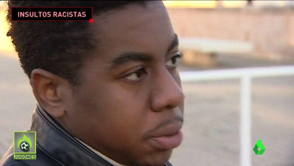 """Borikó, víctima del racismo en el fútbol: """"La próxima vez hablaré con el árbitro y que se pare el partido"""""""