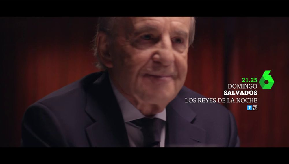 """José María García: """"Por una exclusiva, era capaz de cualquier cosa (dentro de un orden muy justito)"""""""