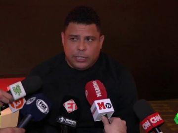 """Ronaldo: """"Neymar va a ser el mejor del mundo y el Madrid necesita a los mejores"""""""