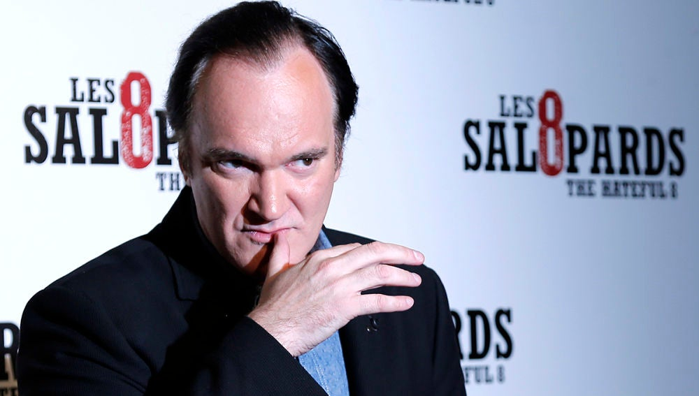 El director Quentin Tarantino