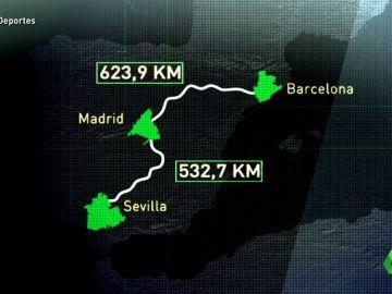 A vueltas con la sede de la final de la Copa del Rey: el Barcelona quiere el Bernabéu y el Sevilla, el Pizjuán