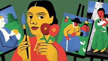 Google dedica un doodle a la pintora revolucionaria Paula Modersohn-Becker