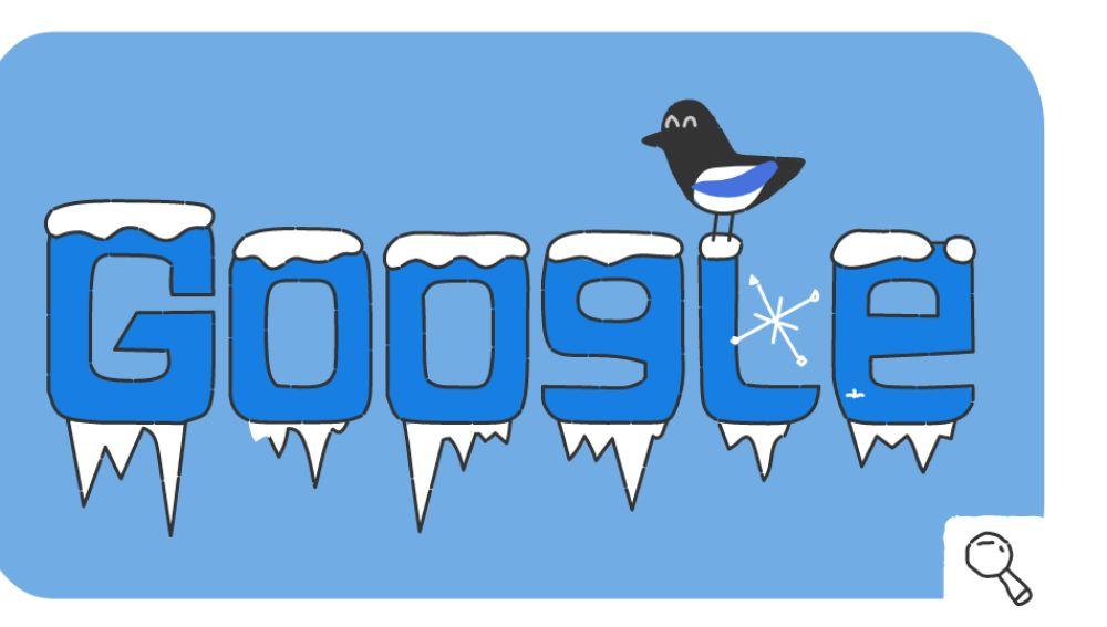 El 'Doodle' de Google para celebrar los Juegos de Invierno