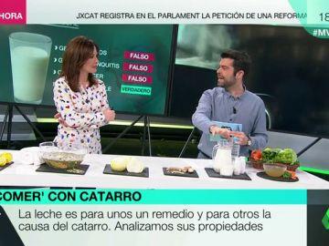 Luis Alberto Zamora en Más Vale Tarde
