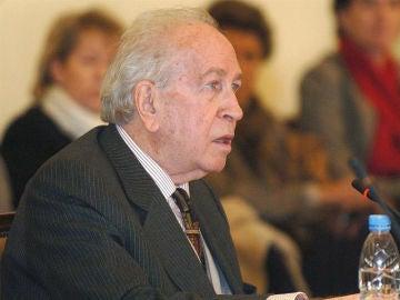 El exministro Robles Piquer