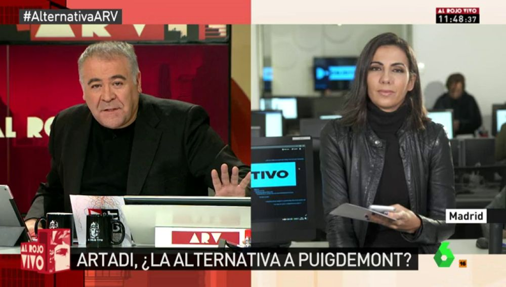 Ana Pastor en ARV