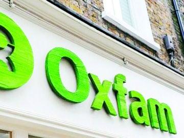 Logo de la ONG Oxfam