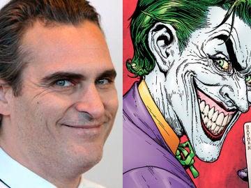 Joaquin Phoenix podría ser el nuevo Joker