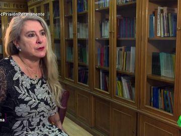 """Rocío Gómez, psicóloga forense: """"Todo el mundo puede rehabilitarse, probablemente nos cueste más trabajo o más tiempo"""""""