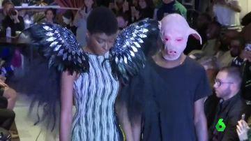 El 'me too' se sube a la pasarela de la semana de la moda en Nueva York