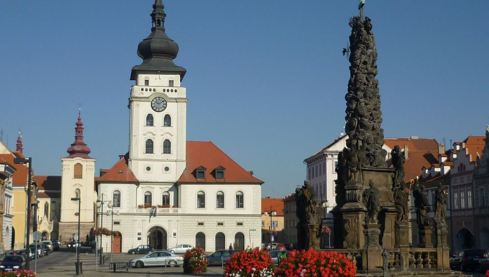 Foto de archivo de Zatec, República Checa