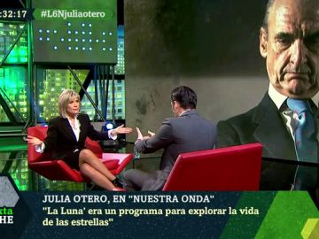 Julia Otero en laSexta Noche