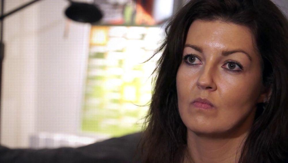 Adriana, víctima de sumisión química