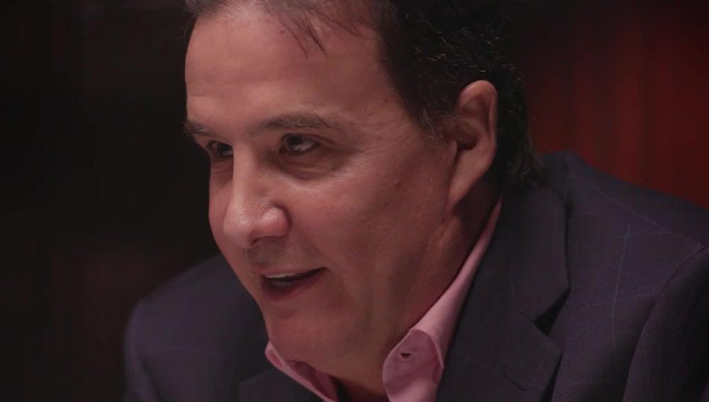 José Ramón de la Morena, en Salvados