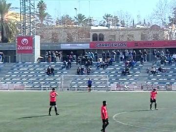 El campo del Alcalá de Guadaira