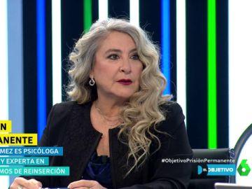 La psicóloga Rocío Gómez