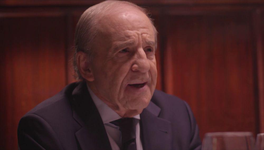 José María García en Salvados