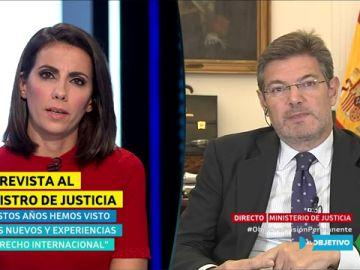 Ana Pastor y Rafael Catalá