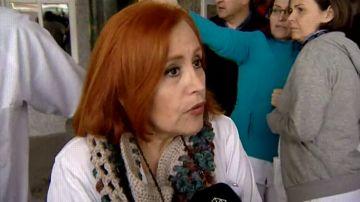 Una trabajadora del hospital del que huyó el narco