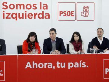 Reunión del Partido Socialista