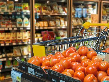 Hacer la compra en el supermercado