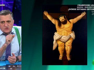 Un Cristo obeso, otro en una tostada, el Jesucristo cazavampiros… ¿de qué depende que una imagen ofenda las creencias religiosas?