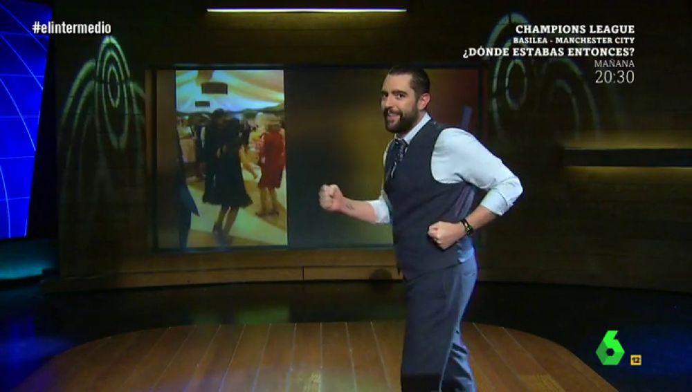 """Dani Mateo explica el 'PPasito', el nuevo estilo de baile creado por Rajoy: """"Te sirve para todas las canciones"""""""