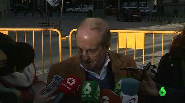 José María García ante la Audiencia Nacional