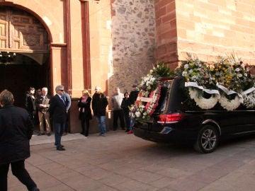 Funeral celebrado en la Parroquia Inmaculada Concepción de Herencia