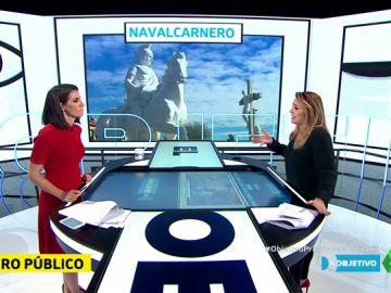 Ana Pastor e Inés Calderón en El Objetivo